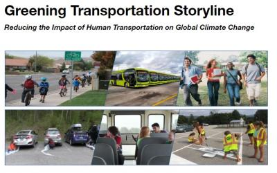 Greening Transportation Storyline
