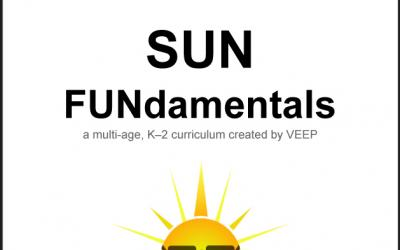 cover of Sun FUN curriculum