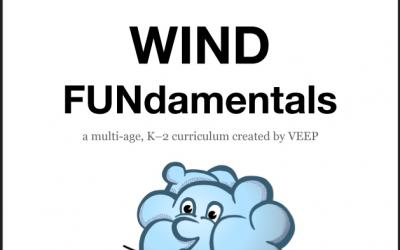 cover of Wind FUN curriculum